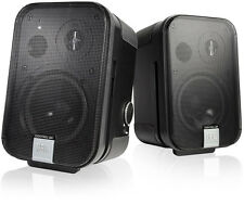 JBL Control 2P Stereo Pair Compact Powered Monitor / Speakers (Pair), New!