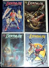 DEATHLOK #1-4 NM Full Set! from Marvel's Agents of SHIELD! 1990 Prestige Format