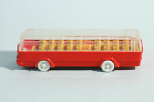 1164 Typ  3 Wiking BÜSSING TRAMBUS 1951 - 1959 / orangerot