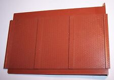 TRIANG HORNBY MINIC MOTORWAYS SPARES M1803 BUS GARAGE WALL