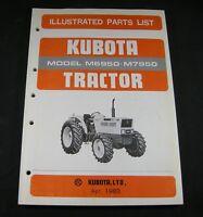 Service Manual For Kubota Tractors M4000 M4000DT M4050 M4050DT M4500 M4500D