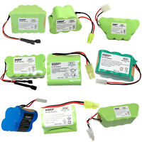 Replacement Battery for Shark Sweepers / Freestyle Navigator Vacuums (10 Models)