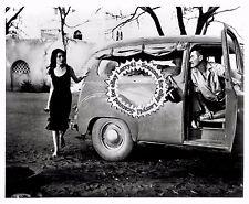 Errol Flynn John Huston Juliette Gréco still THE ROOTS OF HEAVEN (1958) origMINT