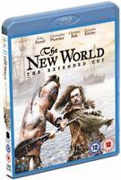 Nuovo The New World - The Esteso Taglio Blu-Ray