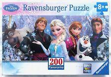 Ravensburger Disney FROZEN FRIENDS 200 pc Jigsaw Puzzle Large Pieces 8+