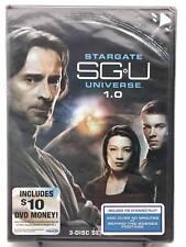 Stargate SGU Universe 1.0 (DVD) Sealed! Brand New