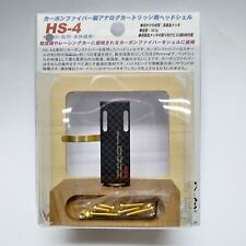 Yamamoto HS-4 Carbon Fiber Headshell, Made in Japan NEW