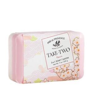 Take - Two 2-n-1 Soap Fleurs 200g