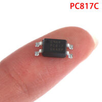 20PCS PC817C new SOP4 patch optocoupler optical isolator w/