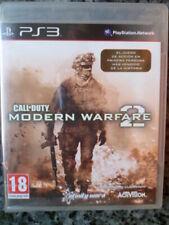 Call of Duty Modern Warfare 2 PS3 Nuevo Precintado acción shooter en castellano
