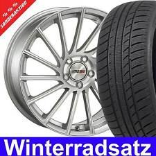 """18"""" Motec Tornado SL Winterradsatz Winterreifen 225/40 für Audi A3 Typ 8P, 8PA"""