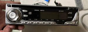 JVC KD-G310 In-Dash AM/FM CD MP3 WMA Sirius Ready Player & Detachable Faceplate