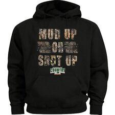 Mossy Oak hoodie for men camo muddin' decal hoodie sweat shirt sweats