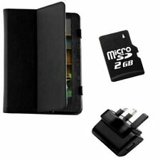 Binatone Readme Colour Accessory Pack Leather Case/ac Adapter/sd Card Box86 15 B