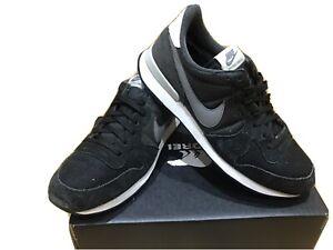 Mens Nike Internationalist Trainers Size 7.5 Black