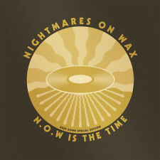 Nightmares On Wax : N.O.W. Is the Time VINYL (2014) ***NEW***