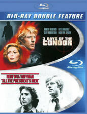 3 Days of the Condor/All the Presidents Men (Blu-ray Disc, 2013, 2-Disc Set)