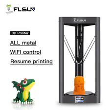 Stampante 3d Delta Flsun QQ-S-PRO ad alta precisione pre-assemblata 3d PRINTER