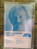 Solitude by Scott Macdonald (Cassette) NEW Sealed