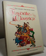 The Golden Treasure Chest - Favorite Classics edited by Bryna & Louis Untermeyer