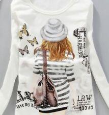 Maglie e camicie da donna camicetta bianco taglia M