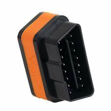 Orange ELM327 WIFI Connection Automotive OBD2 Scanner Code Reader For IOS Device