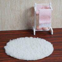 1:12 Puppenhaus Miniatur Möbel Mini Handtuchhalter Set Decke +weiße G3G0 Ac Q6V9
