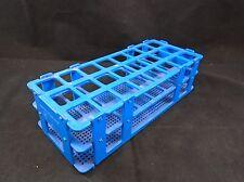 BEL-ART No-Wire Plastic Folding 40-Position 20-25mm Test Tube Rack Holder
