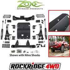 "Zone Offroad 4"" Suspension Lift System 2016 Toyota Tacoma 4WD T8 w/ NITRO Shocks"