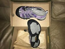 Keen, Women's size 5 ^Sandals<Newport H2<New in Box<Gray/Purple Sage
