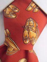Men's Hugo Boss 100% Silk Tie Made in Italy V25009