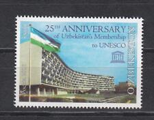 Uzbekistan Usbekistan MNH** 2018 Mi.1301 25Y Member UNESCO