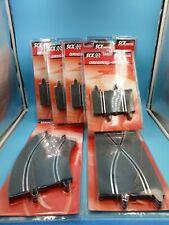 neuf lot 7 blister rails SCX original digital / 14 rails slot