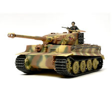 32575 Tamiya Tiger I Late Production 1/48th Plastic Kit 1/48 Military