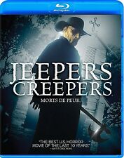JEEPERS CREEPERS *****NEW BLU-RAY******