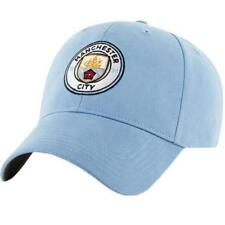 Manchester City FC Official ADULT BASEBALL CAP NEW SEASON GIFT