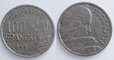 100 Francs Cochet 1958 B, Assez rare !!