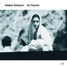 STEFANO BATTAGLIA - RE: PASOLINI 2 CD NEU