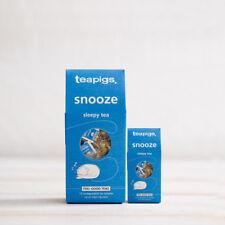 Snooze Tea Bags - Tea Pigs - 15 Biodegradable Tea Temples Sleepy Tea