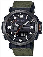 Casio PRO TREK PRW-6600YB-3JF Solar Atomic Mens Watch Japan NEW
