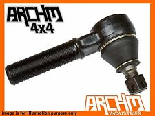 TOYOTA LANDCRUISER 80 & 105 SERIES HEAVY DUTY LH OUTER RELAY ROD END - MALE