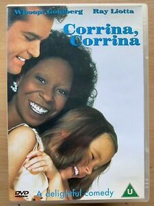 Corrina Corrina DVD 1994 Romantic Drama Comedy starring Whoopi Goldberg