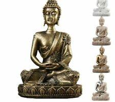 Eco-friendly Buddha Statue Aquarium Decorations Religious Style Fish Tanks Decor