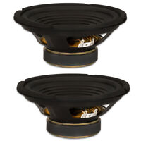 "2 Goldwood Sound GW-208/4 OEM 8"" Woofers 200 Watt each 4ohm Replacement Speakers"