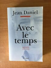 AVEC LE TEMPS carnets 1970-1998