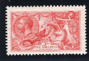 1913 Great Britain. SC#174. SG#401. Mint, Lightly Hinged, FVF.