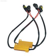 2Pcs Car Vehicle H8/H11 Turn Signal LED Bulb Light Error Free Load Resistor 50W