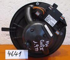 Heizungslüftermotor VW Golf 5 1.9 TDI Baujahr 9/2007 eBay 4641
