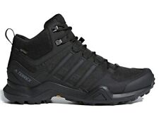 ADIDAS TERREX SWIFT R2 MID GTX CM7500 BLACK MEN'S SHOES TREKKING