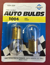 1004 bulb clear 12V Map Hood Chieftain 1004-2BP